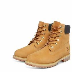 Timberland Women's Classic 6 Inch Premium Waterproof Boots -