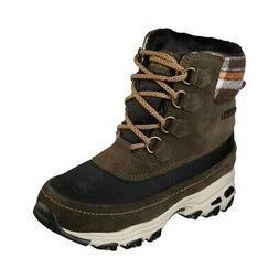 Skechers Women's   D'Lites Lund Mid Hiker Boot