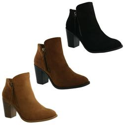 TOP MODA WOMEN'S DAVE-1 ANKLE BOOTS