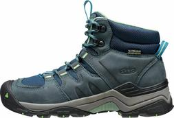 Keen Women's Gypsum II Mid WP Hiking Boots Midnight Navy / O