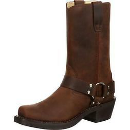 Durango Women's Harness Boot Full-grain leather upper Leathe