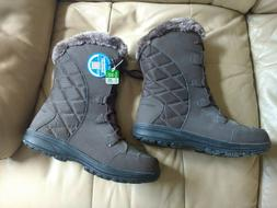 Columbia Women's Ice Maiden II Insulated Snow Boots Size 10