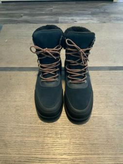 Hunter Women's Insulated Leather Commando Winter Snow Boots