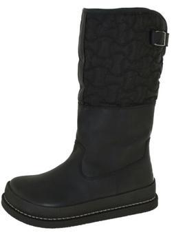 Birkenstock Women's Iskut Boot Black Style 1011003, EU 38