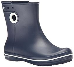 crocs Women's Jaunt Shorty Boot,  Navy, 9 M US