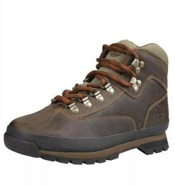 TIMBERLAND WOMEN'S LEATHER EURO HIKER BOOTS SIZE 8.5