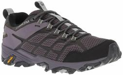Merrell Women's Moab FST 2 Waterproof Hiking Shoe, Granite/S