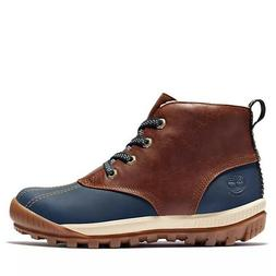 Women's Timberland Mt. Hayes Leather Waterproof Lined Boots