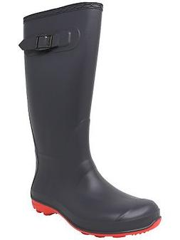 Kamik Women's Olivia Knee-High Rubber Rain Boot