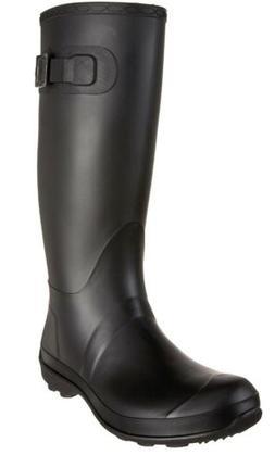 Kamik Women's Olivia Rain Boot 10 M Black
