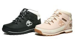 Timberland Women's Premium Leather Euro Sprint Hiking Boots