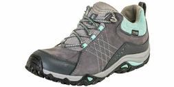 Oboz Women's Sapphire Low Waterproof Hiking Boots - Charcoal
