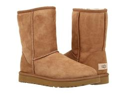 Women's Shoes UGG CLASSIC SHORT II Mid-Calf Sheepskin Boots