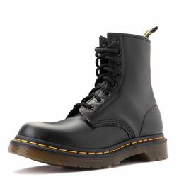 Women's Shoes Dr. Martens 1460 8 Eye Leather Boots 11821006