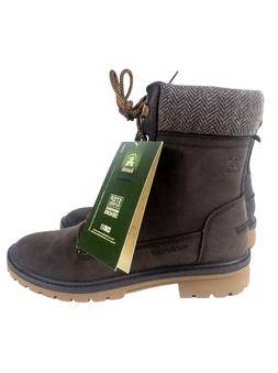 Kamik Women's Snow Boots Rogue Dark Brown Snow Boots Size 8