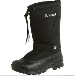 Kamik Women's Snow Boots Size 7 Black