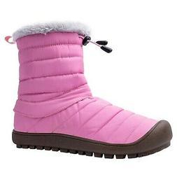 ALEADER Women's Terra Waterproof Winter Ankle Snow Boots Pin