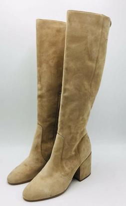 Sam Edelman Women's Thora Block Heel Knee High Boots Size 9