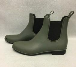Sam Edelman Women's Tinsley Rain Boots Size 10 Green #S25