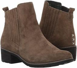 Reef Womens Reef Voyage Boot Leather Closed Toe Ankle Fashio