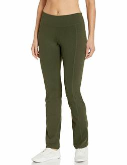 Skechers Women's Walk Go Flex 4 Pocket Boot Cut Pant, Forest