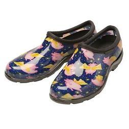 Sloggers Women's Waterproof Rain and Gardening Shoes -Pigs F
