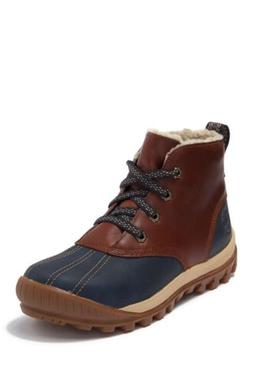 Timberland Women Chukka Duck Boots Mt Hayes Leather Faux She