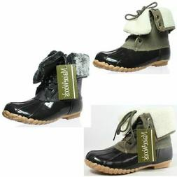 Maine Woods Womens Adele Ankle Snow Boots
