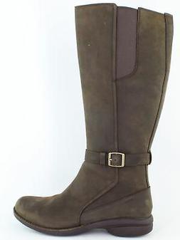 Merrell Womens Andover Espresso Fashion Boots Size 10