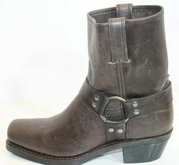 Frye Womens Boots - Harness 8R - Smoke - New - Sale Pricing