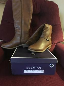 womens boots size 10 Top Moda Brand Never Worn