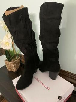 rampage womens boots size 10