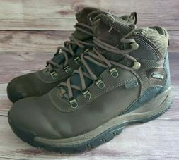 womens boots size 8 newton ridge wp