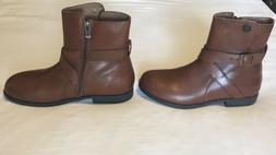 Birkenstock Womens Collins Leather Short Shortie Boots Eur 3