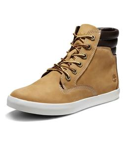Timberland Women's Dausette Sneaker Boots Size 8.5 Tan Whe