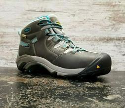 Womens KEEN Detroit Mid Boots SZ 8 M New W/O Box Steel Toe E
