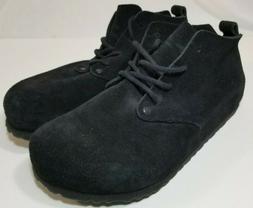 Birkenstock Womens Dundee Black Chukka Boots EUR 35