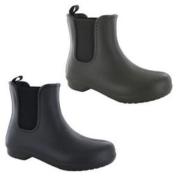 21af40688a62fb Crocs Womens Freesail Chelsea Waterproof Boot Shoes