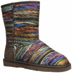 LAMO Womens juarez Closed Toe Mid-Calf Cold Weather Boots, C