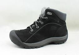 KEEN Womens Kaci Black/Magnet Hiking Boots Size 8