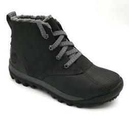 Timberland Womens Mt Hayes Chukka Boots Black Waterproof Lac