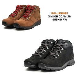 Womens Timberland Mt Maddsen Waterproof Mid Hiking Leather B