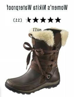 Womens New Merrell Nikita Snow Boots Size 10