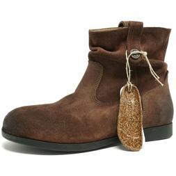 Birkenstock Womens Sarnia Slouch Ankle Boots Sz 36 EU 5-5.5