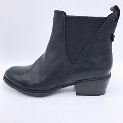Timberland Womens Sutherlin Bay Chelsea Boots Black Leather