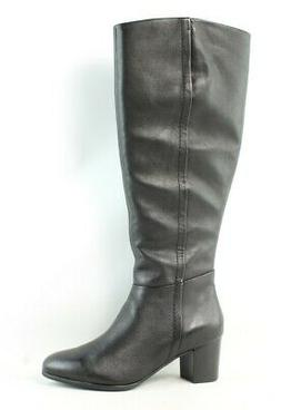 Vionic Womens Tahlia Black Fashion Boots Size 7