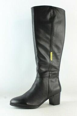 Vionic Womens Tahlia Black Fashion Boots Size 7.5