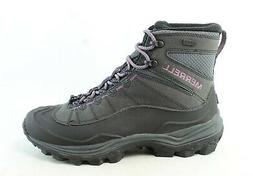 Merrell Womens Thermo Chill Black Hiking Boots Size 8