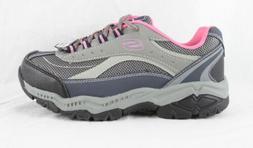 Skechers for Work Women's Doyline Steel Toe Hiker Boot 76574