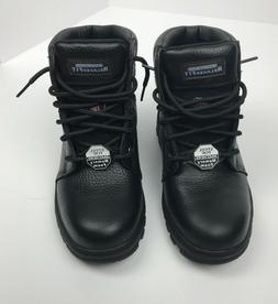 Skechers for Work Womens Steel Toe Boots Black Relaxed Fit S